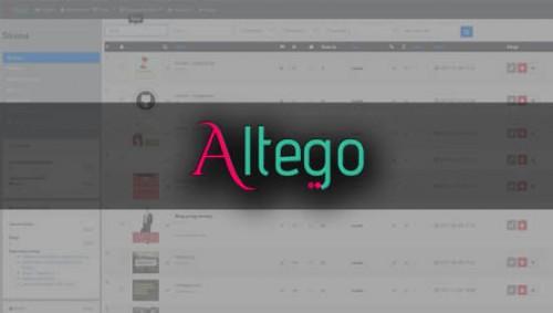 Autorski system zarządzania treścią Altego image