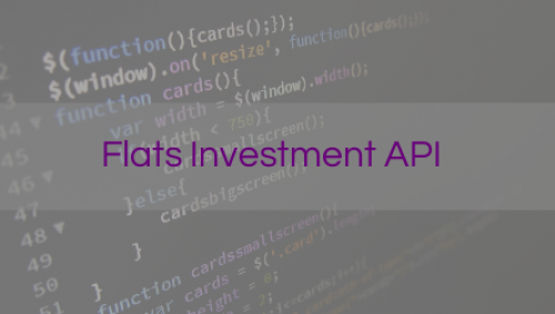 Flats Investment Backend Application image