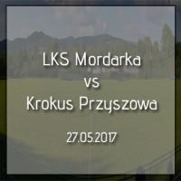 Skrót meczu LKS Mordarka vs Krokus Przyszowa image