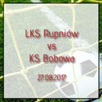Skrót meczu Rupniów vs Bobowa image