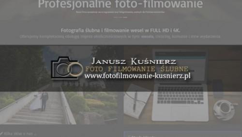 Fotofilmowanie - Janusz Kuśnierz image